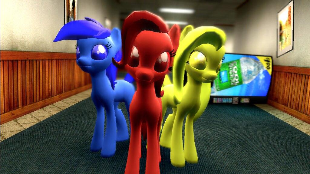 Steam Community :: Screenshot :: SCP-330 [Pony] Yellom, Red
