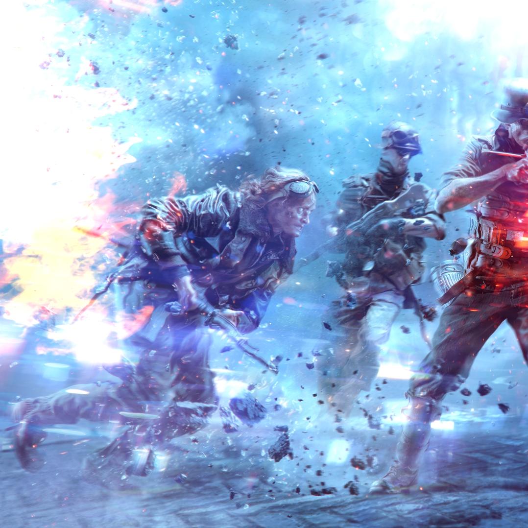Steam Workshop Battlefield V Epic Wallpaper For Wallpaper Engine