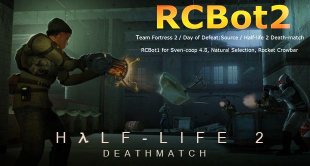 Half-life 2 deathmatch немного нубства с ботами! Youtube.