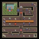 dungeon of lulu farea treasure map