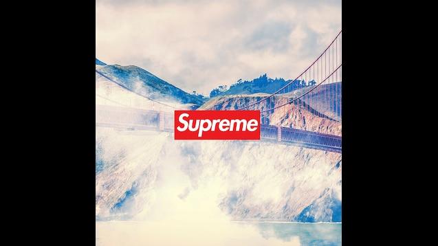 Supreme BOX LOGO Live Wallpaper