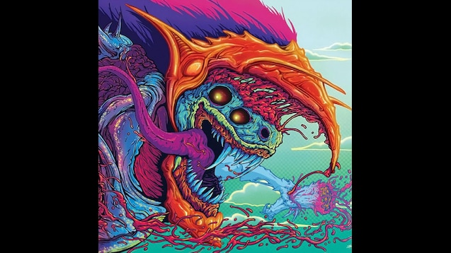 Steam Workshop Hyper Beast Wallpaper