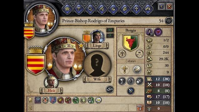 Steam Workshop :: Playable Dynastic Theocracies