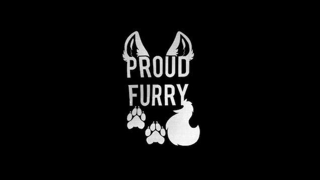 Steam Workshop Proud Furry Flag