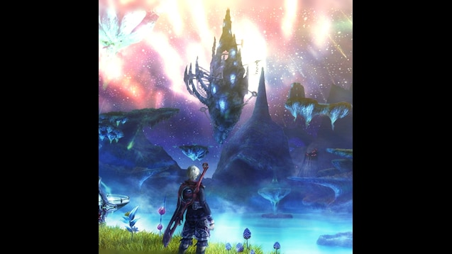 Steam Workshop Xenoblade Chronicles Animated Wallpaper By