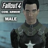d89f961a764f0 Male Combat Armor (Fallout 4) Playermodel   NPC