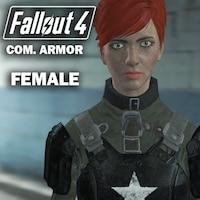 35cc1ee96c0ef Female Combat Armor (Fallout 4) Playermodel   NPC