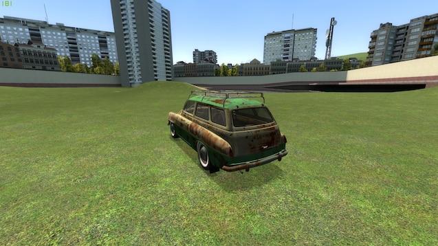 Steam Workshop Simfphys My Summer Car Ruscko