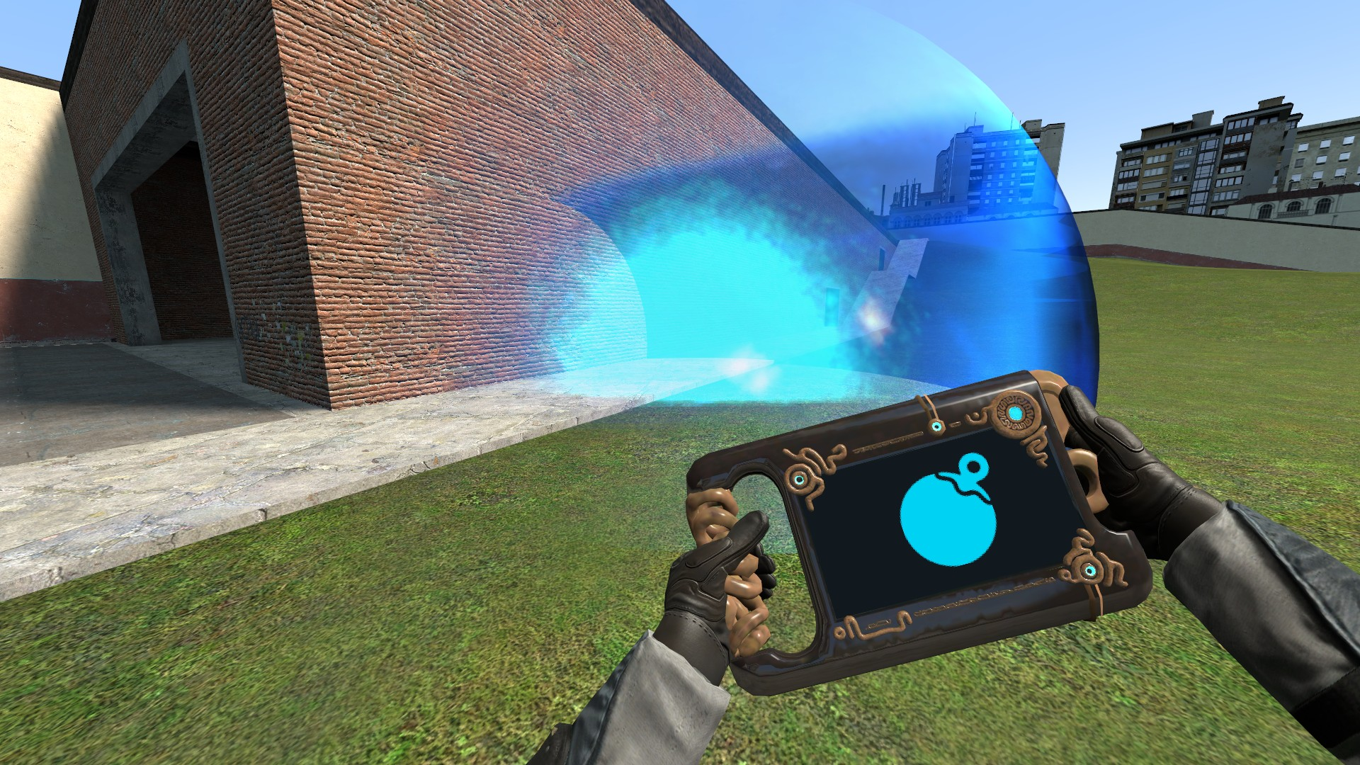 Steam Workshop :: [TFA] Sheikah Slate - LoZ: BotW