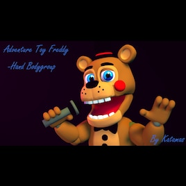 Steam Workshop :: Fnaf World - Adventure Toy Freddy V2