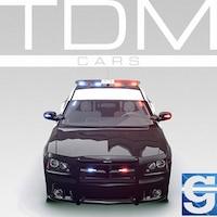 гаррис мод 13 tdmcars base pack