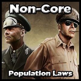 Steam Workshop :: Non-Core Population Laws