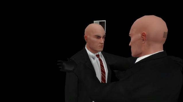 Workshop Di Steam Hitman Blood Money Agent 47 Player Model