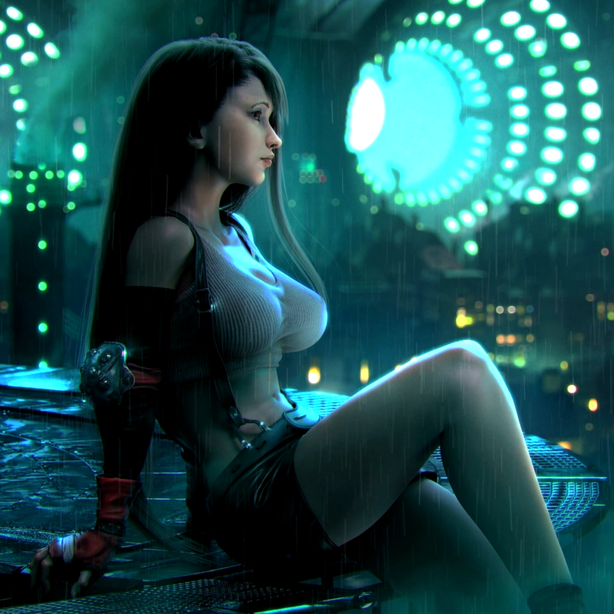 Steam Workshop Tifa Lockheart Rendered In 4k 1080p