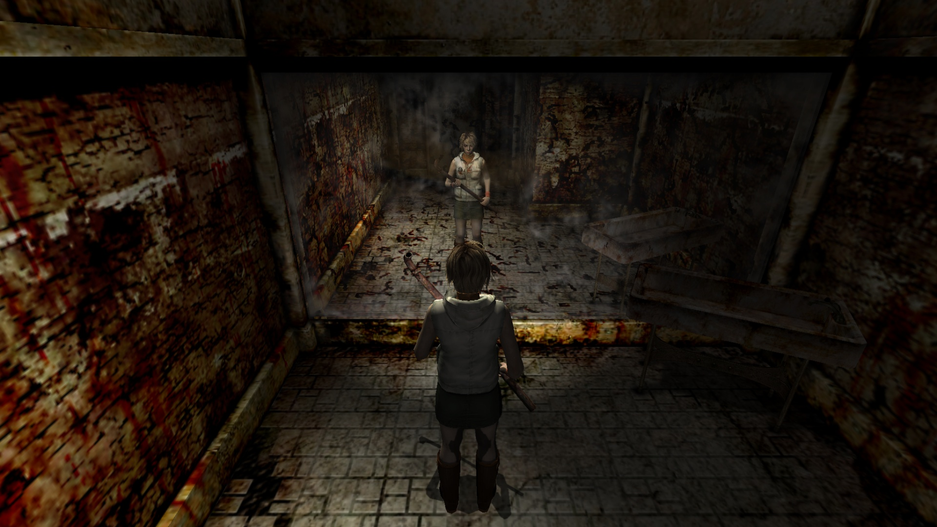 Steam Community Silent Hill 3 Mirror Room