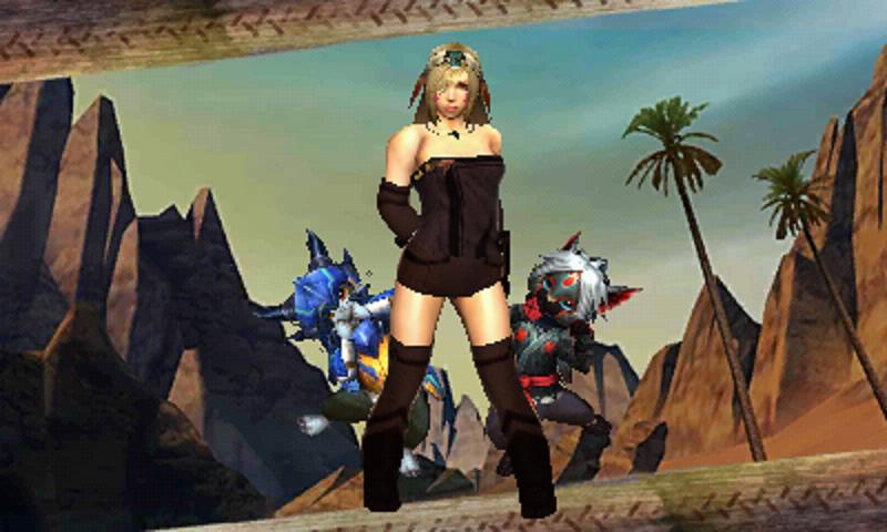 Steam Community :: :: [MHXX] Fashion hunting has changed