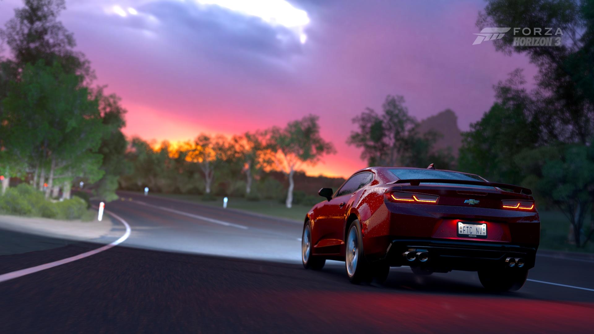 Forza Horizon 3 Wallpaper Engine