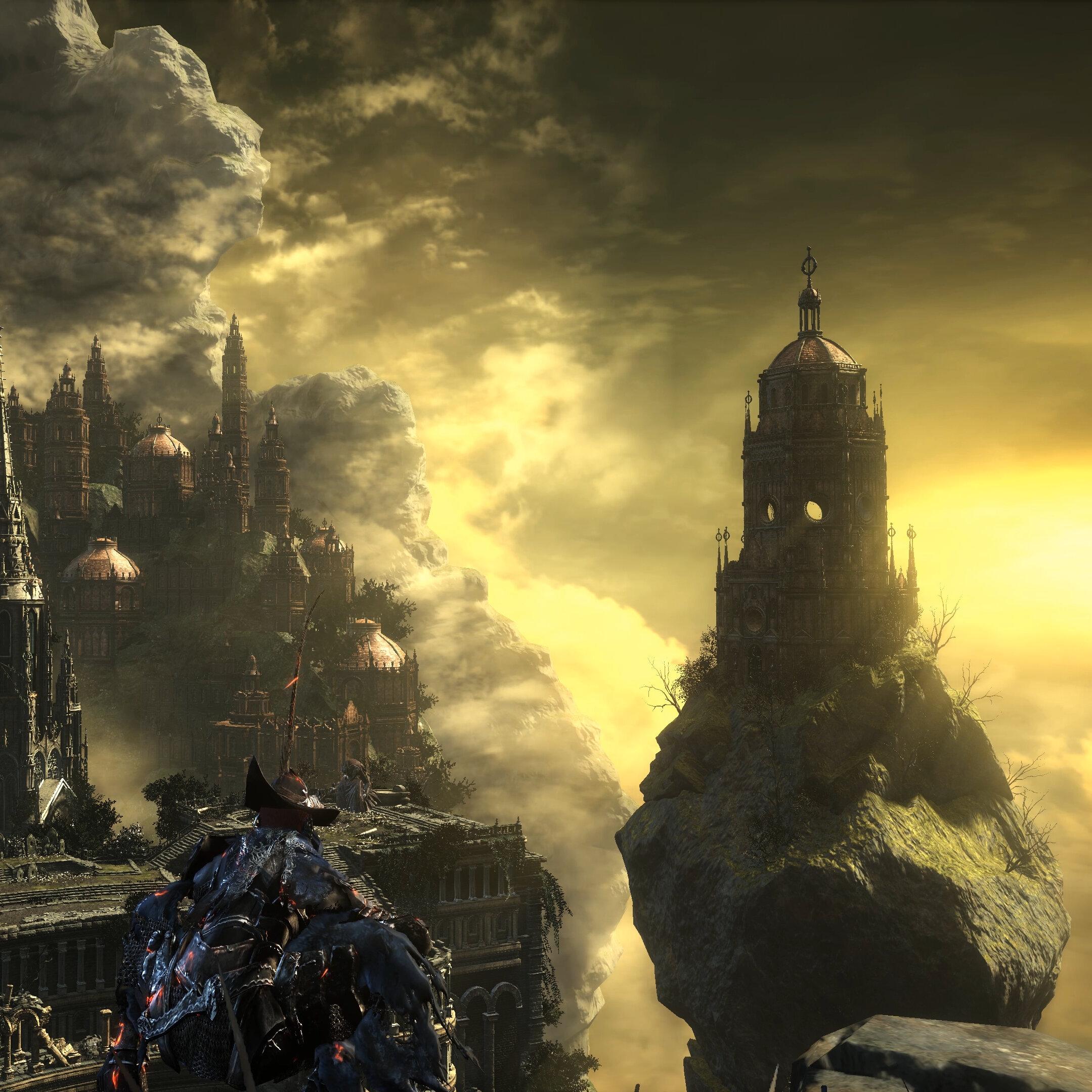 Steam Workshop 4k Looping Ringed City Dark Souls 3