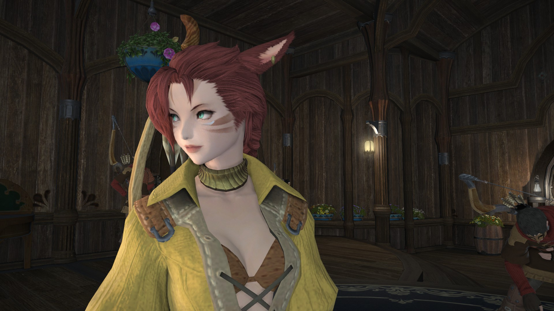Young Gridanian Miqo seeking connections, friends, and family!