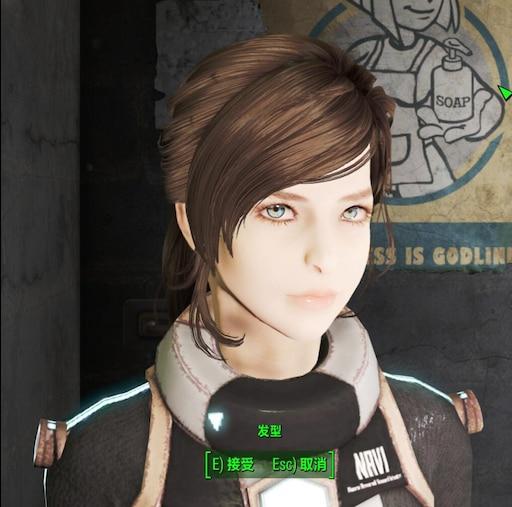 Comunidade Steam :: :: Fallout 4 捏脸(1)