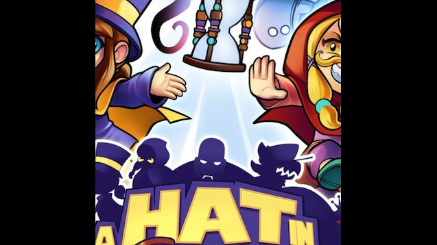 Steam Workshop :: A hat in time:You are all bad guys(final page) ost