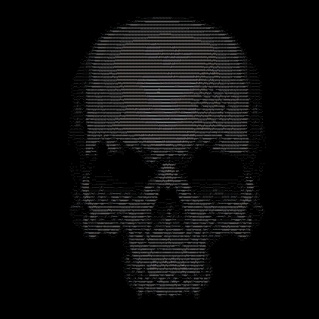 Steam Workshop Ascii Skull Art Wallpaper