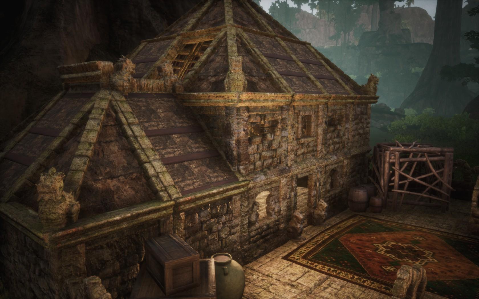 Steam Workshop Jungle Building Set