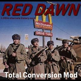 Steam Workshop :: Red Dawn: A HOI4 Alternate History Mod