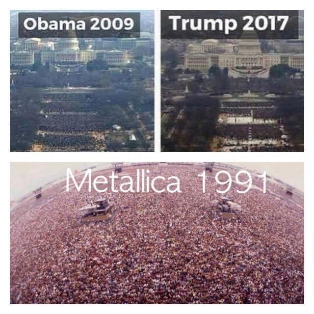 Attendance metallica moscow 1991 Watch Metallica