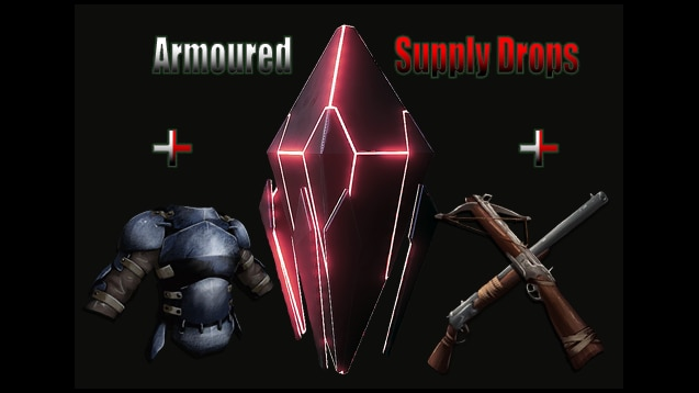 Steam Workshop :: Armoured Supply Drops