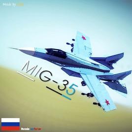 Steam Workshop :: Mikoyan-Gurevich MiG-35