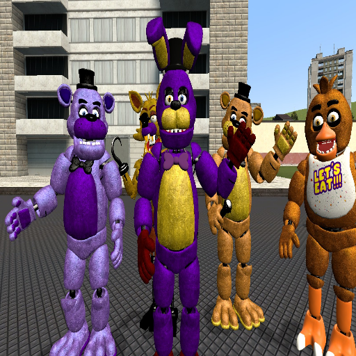 Must Play Awesome New Roblox Fnaf Game Roblox Fredbear And Friends Pizzeria Rp Steam Workshop Fnaf Collection