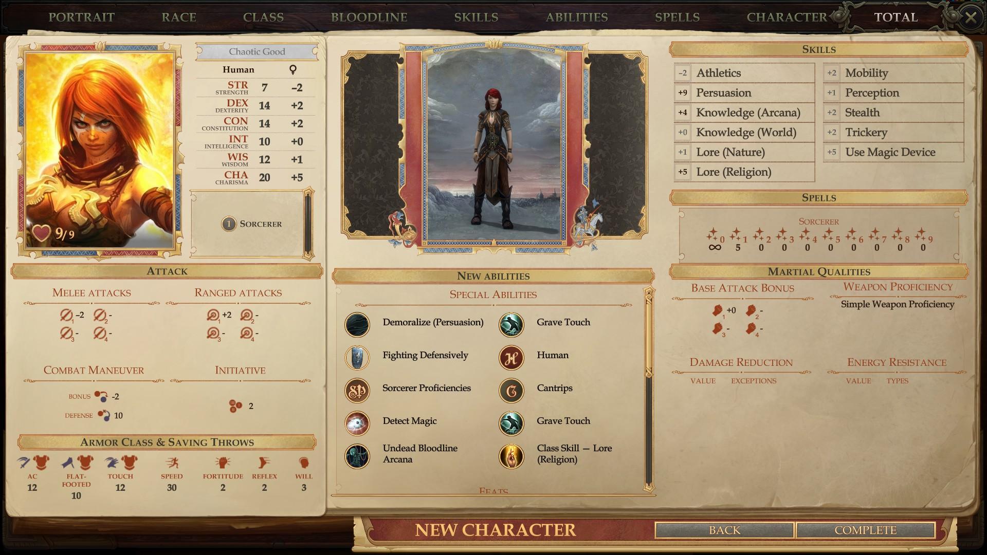 Steam Community :: Screenshot :: mmmm character sheet