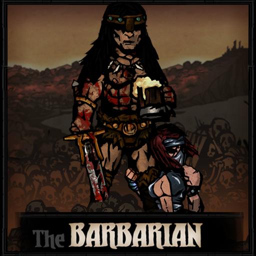 Leper the Barbarian - Leper skin