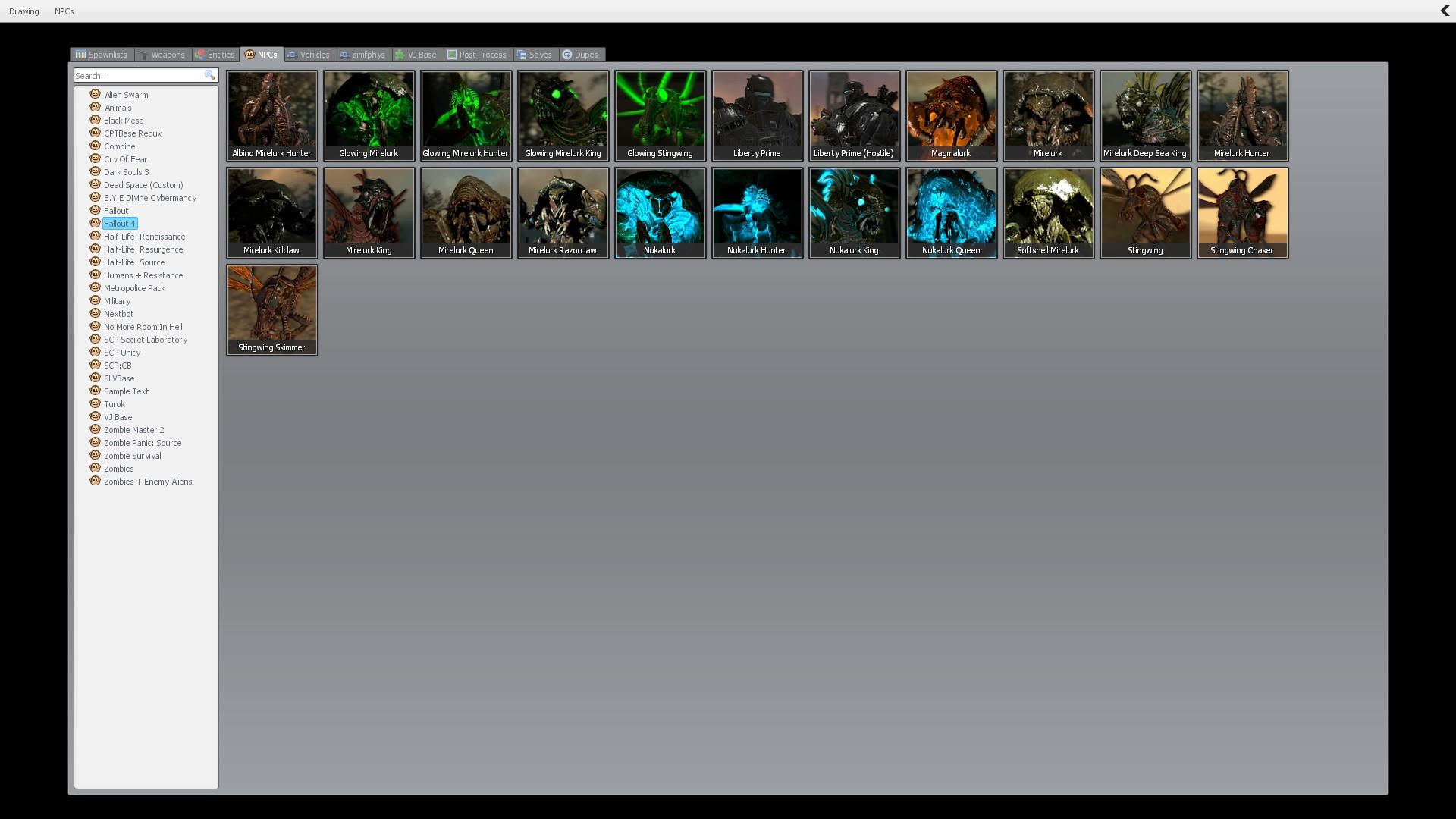 Steam Workshop :: Fallout 4 SNPCs - Liberty Prime