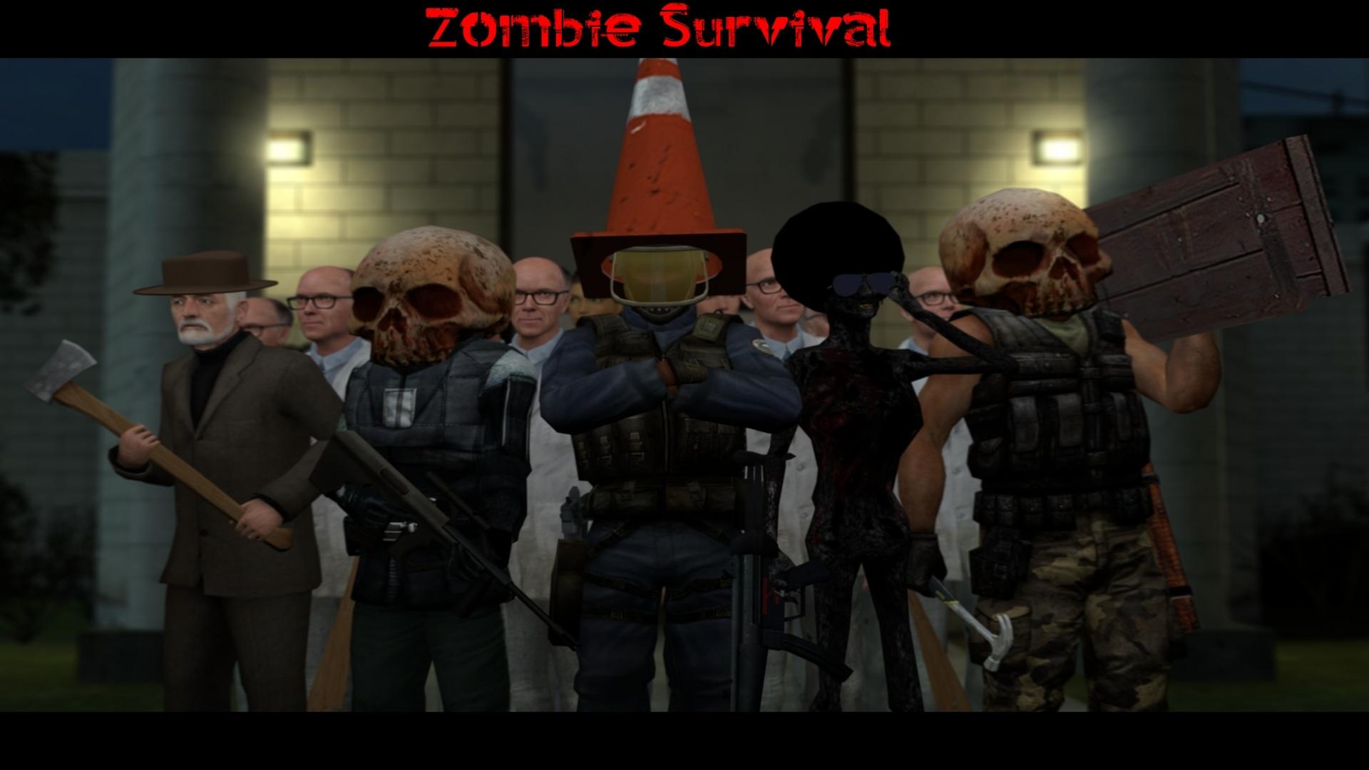 Steam Workshop :: Zombie Survival Content