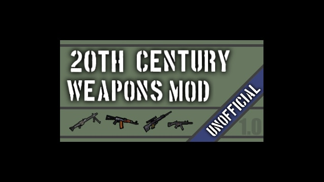 rimworld weapons mod