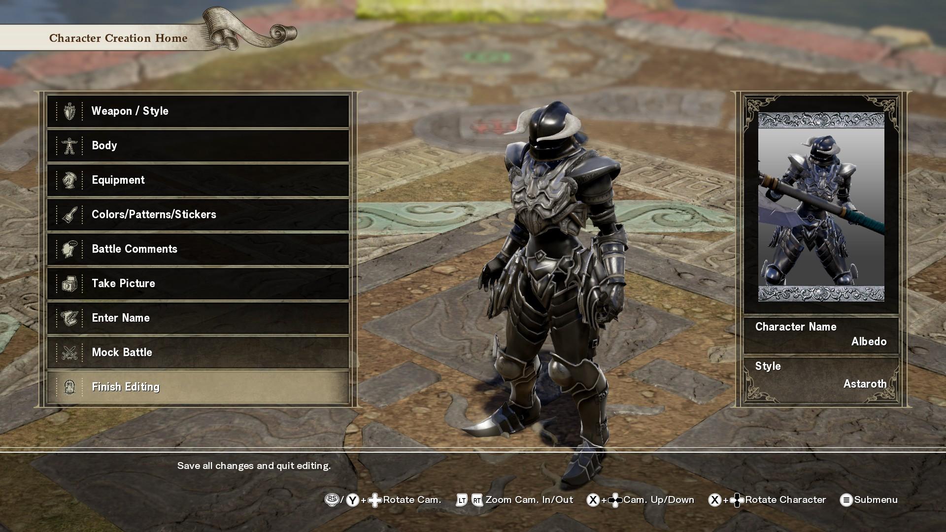 Steam Community :: Screenshot :: Albedo in Armor (Overlord)