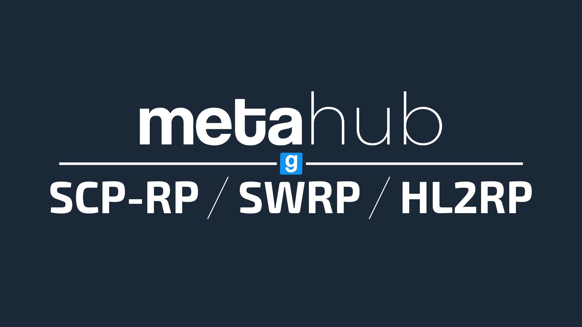Steam Workshop :: MetaHub SCP-RP