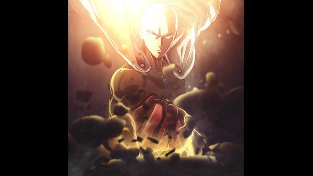 Steam Workshop One Punch Man Animated Wallpaper