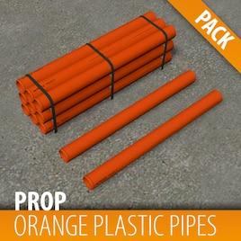 Steam Workshop :: Orange Plastic Pipe Pack