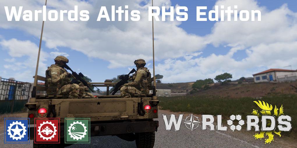 Warlords Altis RHS Edition