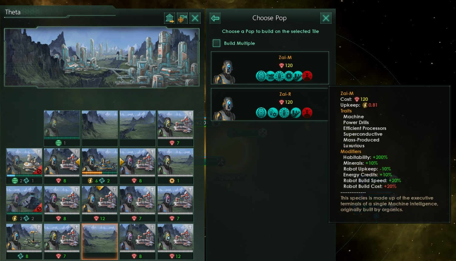 Stellaris 2 2: The Word For Tiles is Goodbye - The Something