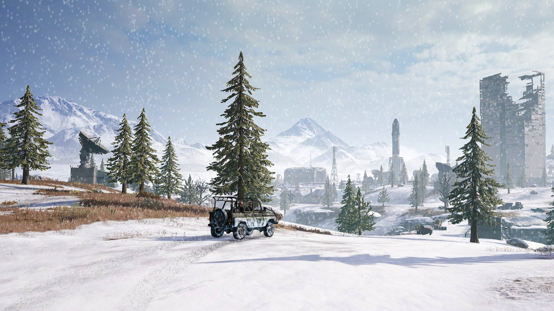 Steam Community Pubg Vikendi Wintermap Wallpaper