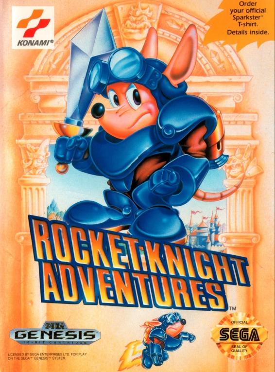 Steam Workshop Rocket Knight Adventures 1993