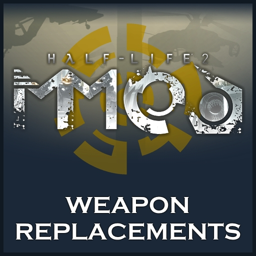 Half-Life 2 : MMod Weapon Replacements