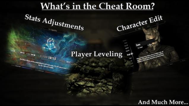 Steam Workshop :: Cheat Room