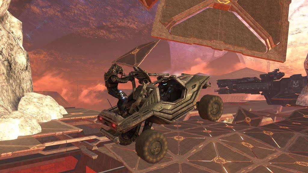Steam Workshop :: Halo: Warthog Run (OPTRE)