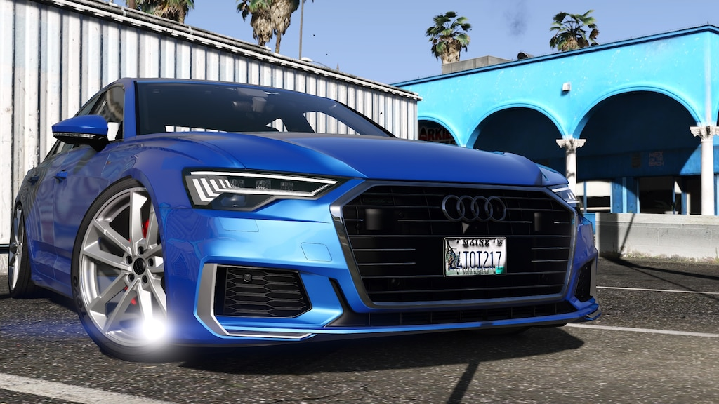 Steam Community Audi A6 2 0 Tfsi Gta V
