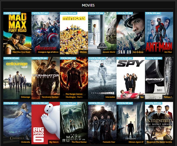 Best movie streaming website to watch free movies online streaming.